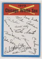 Chicago White Sox Team (Two Stars on Back) [Good to VG‑EX]