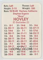 Steve Hovley