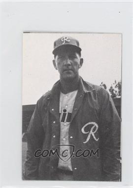 1974 Broder 1957-58 Pacific Coast League Popcorn - [Base] #122 - Larry Jansen