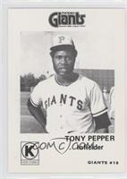 Tony Pepper