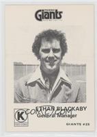 Ethan Blackaby
