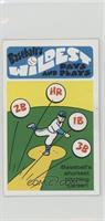 Baseball's Shortest Pitching Career!