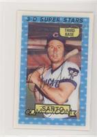 Ron Santo (Chicago White Sox on Back)