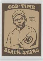 Pete Hill