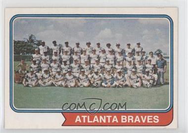 1974 O-Pee-Chee - [Base] #483 - Atlanta Braves Team