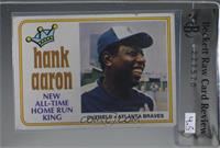 Hank Aaron [BRCR4.5]