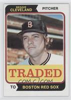 Traded - Reggie Cleveland