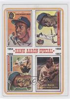 Hank Aaron Special (1954,1955,1956,1957) [Good to VG‑EX]