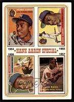 Hank Aaron Special (1954,1955,1956,1957) [EXMT]