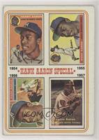 Hank Aaron Special (1954,1955,1956,1957) [GoodtoVG‑EX]