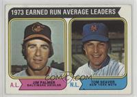 1973 Earned Run Average Leaders (Jim Palmer, Tom Seaver) [PoortoFai…