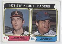 1973 Strikeout Leaders (Nolan Ryan, Tom Seaver)
