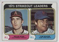 1973 Strikeout Leaders (Nolan Ryan, Tom Seaver) [PoortoFair]