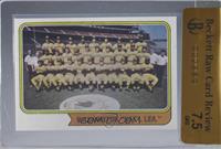 San Diego Padres Team (Washington) [BRCR7.5]