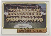 San Diego Padres Team (Washington)
