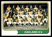 Oakland Athletics Team [NM]