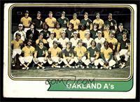 Oakland Athletics Team [GOOD]