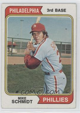1974 Topps - [Base] #283 - Mike Schmidt