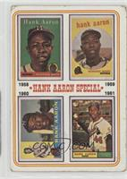 Hank Aaron Special (1958,1959,1960,1961) [Poor to Fair]