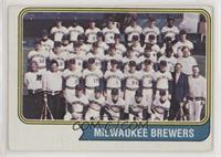 Milwaukee Brewers Team [GoodtoVG‑EX]