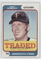 Traded - Randy Hundley