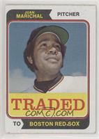 Traded - Juan Marichal [Good to VG‑EX]