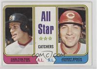 All Star Catchers (Carlton Fisk, Johnny Bench) [NoneGoodtoVG&…