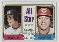 All Star Catchers (Carlton Fisk, Johnny Bench) [PoortoFair]