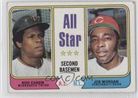 All Star 2nd Baseman (Rod Carew, Joe Morgan)