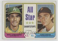All Star Shortstops (Bert Campaneris, Chris Speier) [PoortoFair]