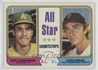 All Star Shortstops (Bert Campaneris, Chris Speier) [GoodtoVG‑…