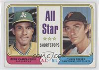 All Star Shortstops (Bert Campaneris, Chris Speier) [GoodtoVG&#8209…