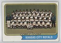 Kansas City Royals Team [GoodtoVG‑EX]