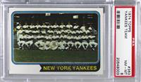 New York Yankees Team [PSA8NM‑MT]