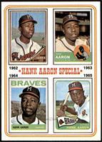 Hank Aaron Special (1962,1963,1964,1965) [NMMT]
