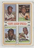 Hank Aaron Special (1962,1963,1964,1965) [Poor to Fair]