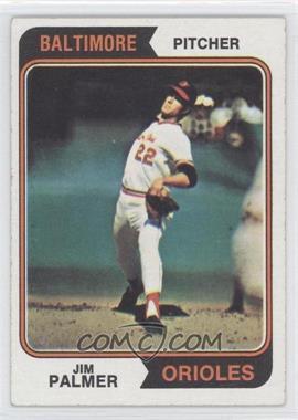1974 Topps - [Base] #40 - Jim Palmer