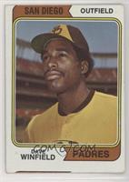 Dave Winfield [Good to VG‑EX]