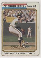 '73 World Series Game #1 (Darold Knowles) [PoortoFair]