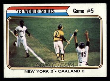 1974 Topps - [Base] #476 - Cleon Jones [EX]