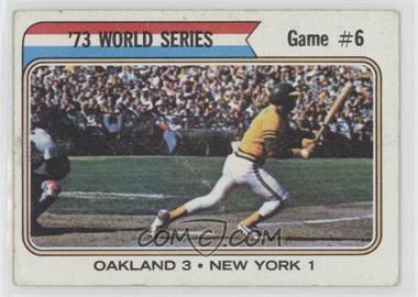 1974 Topps - [Base] #477 - Reggie Jackson [GoodtoVG‑EX]