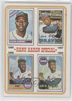 Hank Aaron Special (1966,1967,1968,1969)
