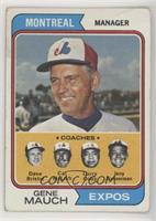 Gene Mauch / Dave Bristol / Larry Doby / Cal McLish / Jerry Zimmerman [Poor&nbs…