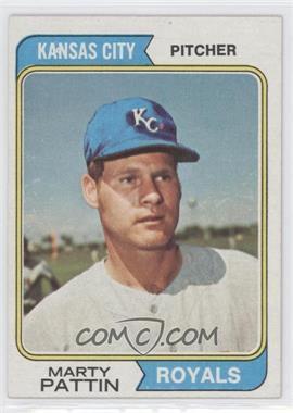 1974 Topps - [Base] #583 - Marty Pattin