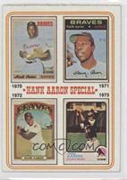 Hank Aaron Special (1970,1971,1972,1973)