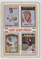 Hank Aaron Special (1970,1971,1972,1973) [GoodtoVG‑EX]