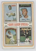 Hank Aaron Special (1970,1971,1972,1973) [Poor]