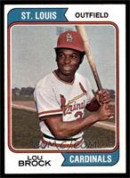 Lou Brock [NM]