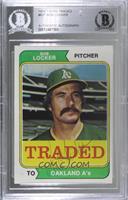 Traded - Bob Locker [BASCertifiedBASEncased]