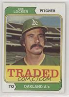 Traded - Bob Locker